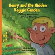 Book Review: Henry and the Hidden Veggie Garden