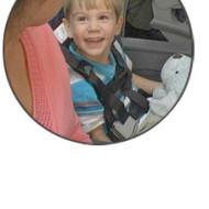Child Aviation Restraint System (CARES)