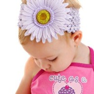Simply Chic Hair Accessories for Little Girls