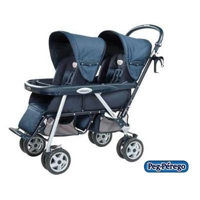 Peg Perego Tender CSR Double Stroller- Hip Mama's Place