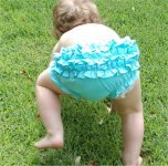 RuffleButts Bloomers (And A Giveaway Too!)