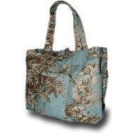 Naturally  Knotty Day Bag