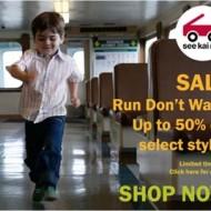 Big Sale at See Kai Run