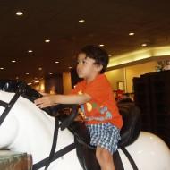 Gabriel is Turning Four