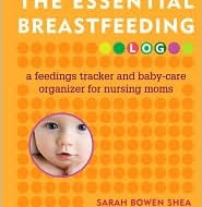 Simplify Your Daily Breastfeeding Routine with The Essential Breastfeeding Log