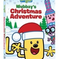Wow! Wow! Wubbzy!: Wubbzy's Christmas Adventure DVD Review and Giveaway