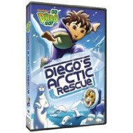 """Go, Diego, Go!: """"Diego's Arctic Rescue"""" DVD Review and Giveaway"""