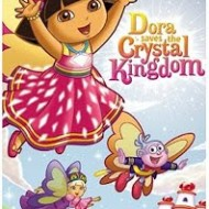 Dora Saves the Crystal Kingdom DVD Review and Giveaway