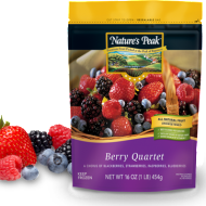 Nature's Peak Frozen Fruit Review and Coupon Giveaway