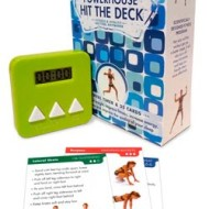 PowerHouse HIT THE DECK All-in-One Workout System Giveaway!
