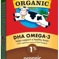 Horizon Organic® Lowfat Chocolate Milk Plus DHA-Omega 3 Review and Giveaway