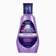 Introducing the New Crest Pro-Health Complete Rinse