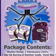 Holiday Gift Idea for the Fitness Lover: Kymaro Rhythm Rocker