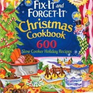 Fix-It and Forget-It Christmas Cookbook: 600 Slow Cooker Holiday Recipes- Book Review and Giveaway