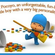 Super Pocoyo DVD Review and Giveaway