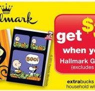 FREE Greeting Cards + $10 American Express Gift Card with $30 Purchase at CVS
