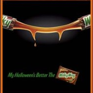 """Last Minute """"Halloween the Milky Way"""" Candy Gift Set Giveaway!"""