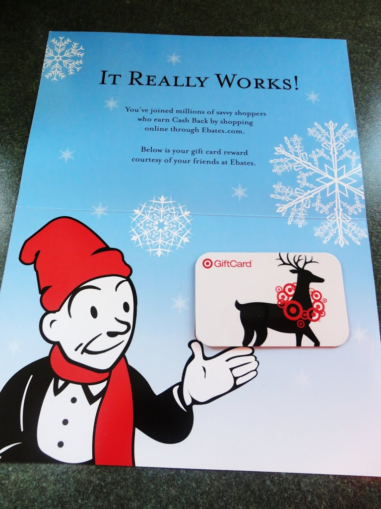 Freebie of the Day: FREE $10 Target Gift Card from Ebates.com!- Hip ...