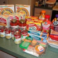 Grocery Deal Finds of the Day Part 1:  Super Double Coupon Day at Harris Teeter