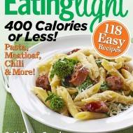Eating Light 400 Calories Bookazine:  No-Hassle Ways to Lose Weight This Year Review + Giveaway!