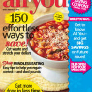 6 Issues of All You Magazine, Only $6 (Hurry, Offer is for a Limited Time Only!)
