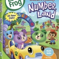 LeapFrog: Numberland DVD is Out Today – Review and Giveaway!