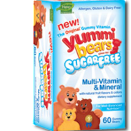 FREE Sample of Yummy Bears Multi-Vitamins