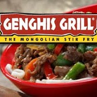 "83 ""Khan""testants on Genghis Grill's 2nd Annual 2012 Health Kwest"