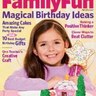 FREE Disney FamilyFun Magazine Subscription