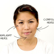 Make Your Face Look Slimmer in Seconds
