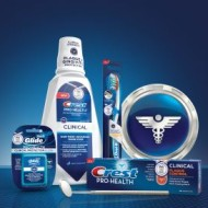 Test Driving Crest and Oral-B Pro-Health Clinical Plaque Control