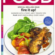 FREE Subscription to Everyday Food Magazine!