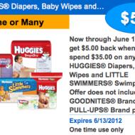 SavingStar: New Huggies eCoupon + Rite Aid Deal (Starting 5/20)