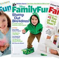 *HOT* FREE 20 Issues to FamilyFun Magazine