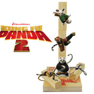 Lowe's Build & Grow FREE Clinic for Kids: Build a Kung Fu Panda Stacking Friends or a Shrek Dragon Ride