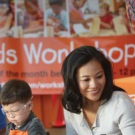 Home Depot FREE Kids Workshop on 09/01