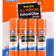*TODAY ONLY*  ShopAtHome: FREE Elmer's Glue Sticks After Wild Cash Back!