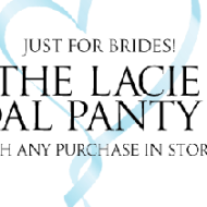 Victoria's Secret: FREE Lacie Bridal Panty ( A $14.50 Value!) with Any purchase