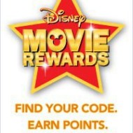 Disney Movie Rewards: Earn 25 FREE Points