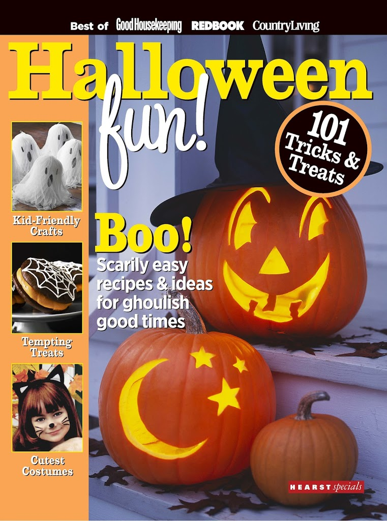Halloween Fun! - A Hearst Magazine Special + Two Readers ...