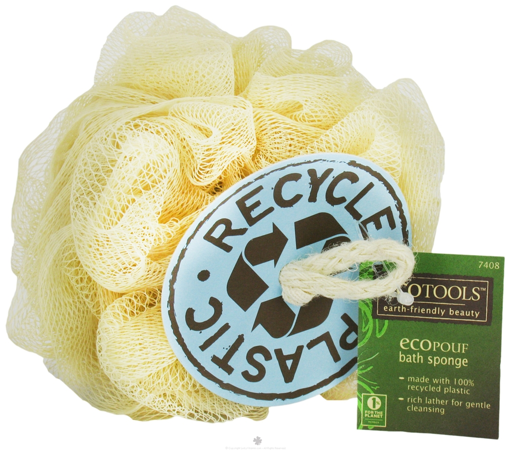 New Ecotools Coupon Makes Free Ecopouf Bath Sponge At