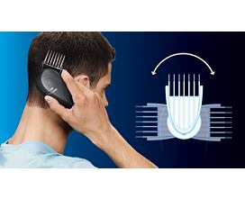 Great gift idea for men philips norelco do it yourself hair clipper have a do it yourself guy who likes maintaining his own hairstyle you can get him the do it yourself hair clipper pro designed to help him get a cut in solutioingenieria Choice Image
