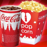 Cinemark: FREE Small Popcorn When You Buy A Large Fountain or Frozen Drink