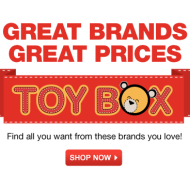 Check Out The New Toys Section at Kohls.com + Enter the $50 Kohl's Gift Card Giveaway!