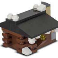 LEGO Stores:  FREE LEGO Log Cabin Mini Model Build on February 5th