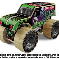 Lowe's Build & Grow: FREE Kids Clinic Featuring Monster Jam Grave Digger On Feb 23rd
