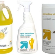 Target: $10 Off $40 Spring Cleaning Supplies