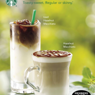 Barnes & Noble Cafe: Buy One, Get One FREE Starbucks Hand Crafted Espresso Beverages (Thru 3/31)
