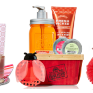 Bath & Body Works: 20% Off Entire Purchase + Buy 3, Get 3 Free Sale = Great Easter Basket Fillers or Mother's Day Gifts!