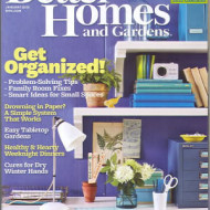 FREE One Year Subscription to Better Homes and Gardens- Available Again!